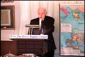 Part 3 -- Marking False Leaders – Pastor D. A. Waite – Romans 16:15-27  –  BFTBC