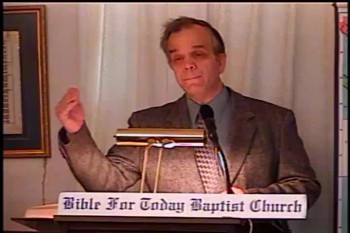 Part 1 -- Biblical Prophecy Class #5 -- The Abrahamic Covenant