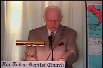 I Will Return   –  Acts 18:9-21  - BFTBC Midweek Service  – Pastor D. A. Waite
