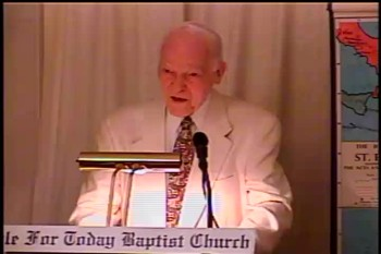 Fervent In The Spririt  –  Acts 18:22-28  - BFTBC Midweek Service  – Pastor D. A. Waite
