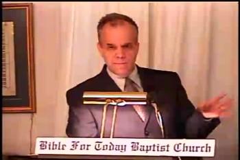 Part 2 -- The Palestinian Covenant   – Biblical Prophecy Class #6– BFTBC
