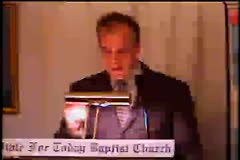 The Hand of the LORD  – Exodus 9:1-35 – Daniel S. Waite -- BFTBC
