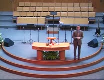 """Sermon-only Nov 15, 2015 """"Supporting the Work of God"""" (1Cor 16:1-12)"""