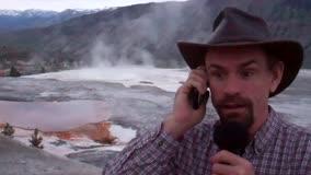 Treasure Seekers: Yearning at Yellowstone