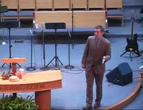 """Sermon-only Nov 22, 2015 """"A Godly Goodbye"""" (1cor 16:15-24)"""