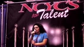WINNER of 2015 NCYC'S top Talent