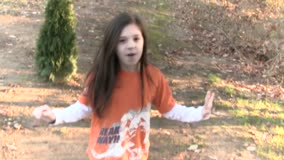 Now is the Time - 9 yr old Arianna Fox - Christian Music Video