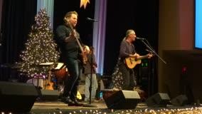 Eddy Mann - Angels - live clip from Hope Community Church