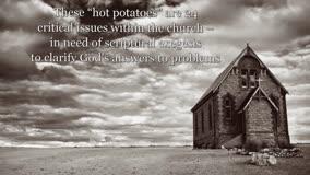 Xulon Press book 24 Hot Potatoes in the Church Today | Diane M. Hoffmann, Ph.D.