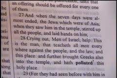 Part 1 --  Canst Thou Speak Greek  –  Acts 21:22-40  –  BFTBC Midweek Service  – Pastor D. A. Waite