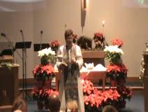 Christmas Eve 6pm Sermon 12/24/15