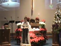Christmas Eve 10pm Sermon