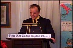 Part 3 -- Growing Before The LORD   – 1 Samuel 2:18-21  – Pastor D. A. Waite  –  BFTBC