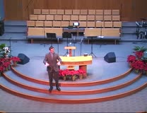 """Sermon-only Jan 3, 2016 """"Word and Obedience"""" (2 Timothy 3: 16, 17)"""