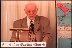 Part 2 -- The Head Of Every Man Is Christ   – 1 Corinthians 11:3-9 –  Pastor D. A. Waite – BFTBC