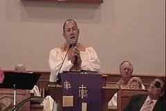 Clifton Coker singing Bobby Sandifer's song Jesus Knew