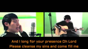 Gideon Lo - 讚美之泉 Cover 求主充满我 (Fill me Lord) in German, English & Chinese
