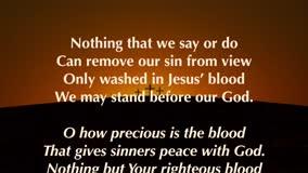 Glory, Glory, Lamb Of God