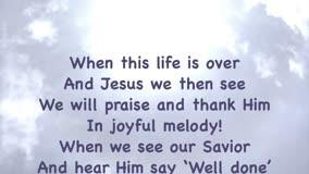Singing In Heaven!