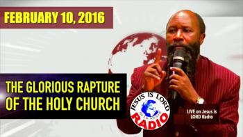 Vision of the Rapture of the Church! Jesus is Coming So Soon! - Prophet Dr  Owuor - Ministry Videos