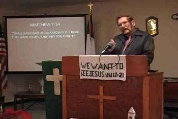 The Rapture:  Part 2