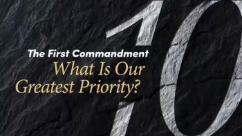 Beyond Today Bible Study -- The First Commandment: What Is Our Greatest Priority?