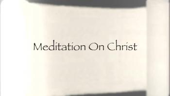 Meditation On Christ