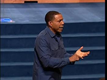 Creflo Dollar Ministries: The Grace Gift of Tongues