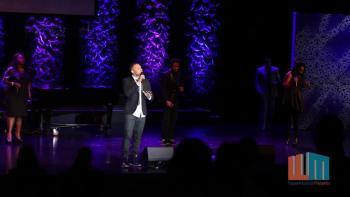 Todd Dulaney - The Anthem featuring Jonathan Nelson at 2016 Stellar Award PreShow