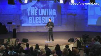 The Living Blessing