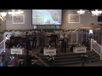 Worthy Is The Lamb w/Pastor Mike