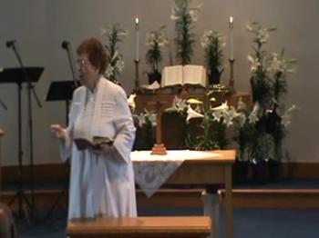 Easter Sermon 3/27/15