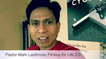 Pastor Mark Lastimoso Fitness For Life Year 3 Promo