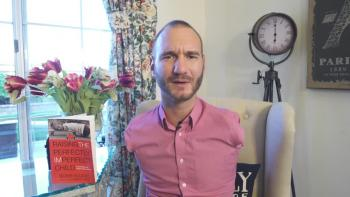 Nick Vujicic on Handling Adversity in Life