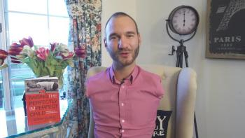 Nick Vujicic Talks About God's Perfect Plans