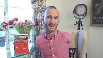 Nick Vujicic Reminisces About Getting His First Wheelchair