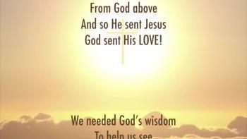 God Sent His Love!