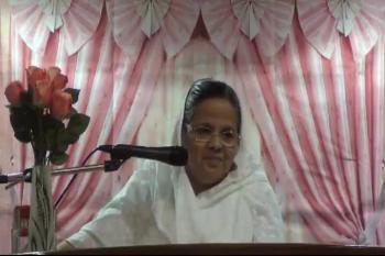 சத்துருவுக்கு தேவையானது நம் பெலன் 2016-05-01