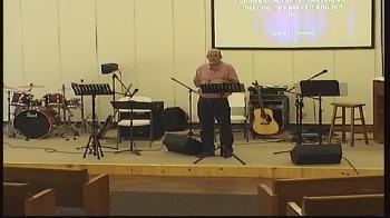 Sunday Morning Service 5-8-16