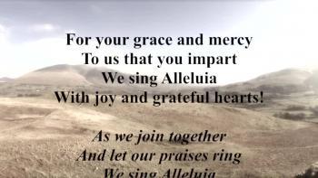 We Sing Alleluia!