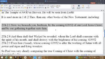 Fake Coming of Jesus Soon