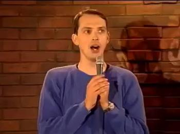 Comedian Daren Streblow Learns Spanish..funny!