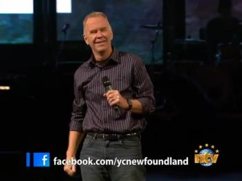Bob Stromberg - My Dad (Youth Conference)