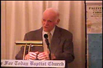 Inexcusable  – Romans 1:29 -- 2:3   –  BFTBC – Pastor D. A. Waite