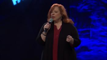 Lisa Mills on Chonda Pierce Presents Stand-Up For Families
