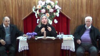Iglesia Evangelica Pentecostal. Dios puede soplar Bendicion en nuestras vidas. 26-06-2016