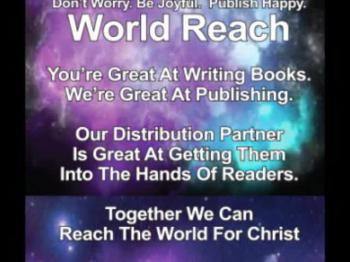 We Publish Christian Books -- FREE 6 - Ministry Videos