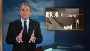 Beyond Today -- Suicide: Is There Hope?