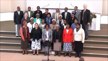 Far, far away by the Kwasizabantu Choir