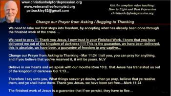 Best Prayer for Depression Part 2